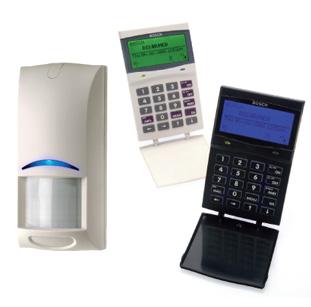 Bosch, DSC, MCM, Concept Security Alarm