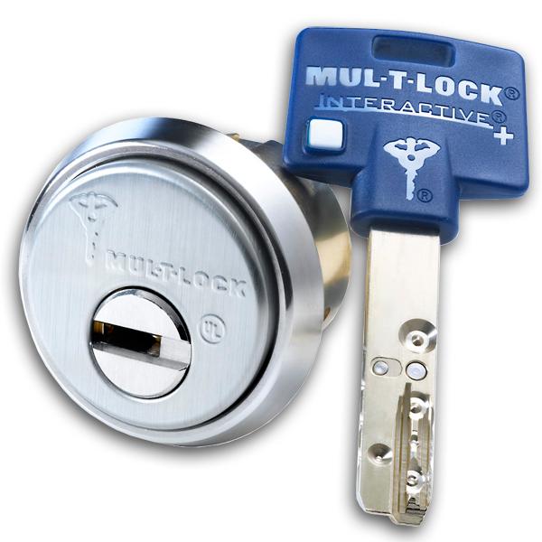 Mul-T-Lock Key and Cyli