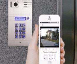 Intercom with Mobile Access Control